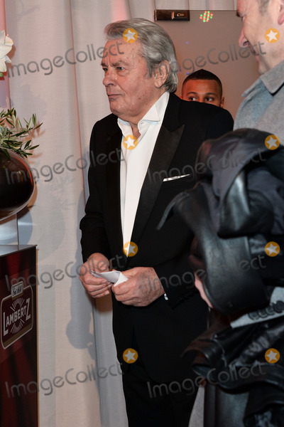 Alain Delon Photo - Alain Delon arriving for the 326 Years Lambertz Monday Night 2014 Event in the Alter Wartesaal Cologne Cologne 27012014 Credit Timmface to face