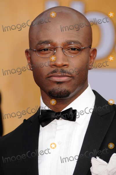 Taye Diggs Photo - 27 January 2013 - Los Angeles California - Taye Diggs 19th Annual Screen Actors Guild Awards - Arrivals held at The Shrine Auditorium Photo Credit Byron PurvisAdMedia