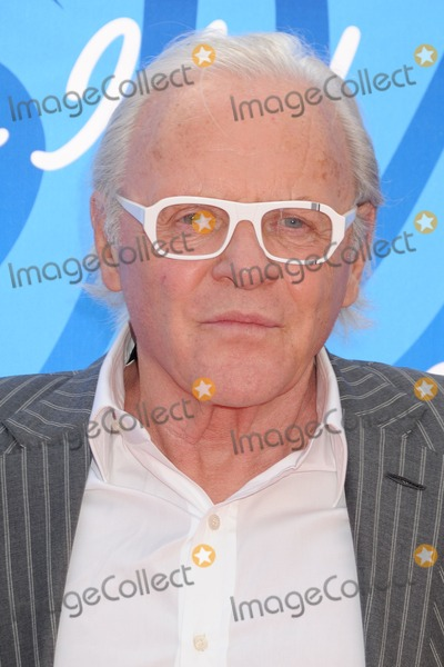 Anthony Hopkins Photo - 16 May 2013 - Los Angeles California - Anthony Hopkins American Idol 2013 Finale - Arrivals held at the Nokia Theatre LA Live Photo Credit Byron PurvisAdMedia