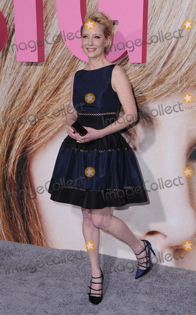Anne Heche Photo - 07 February 2017 - Hollywood California - Anne Heche Los Angeles Premiere of HBOs limited series Big Little Lies  held at the TCL Chinese 6 Theater Photo Credit Birdie ThompsonAdMedia