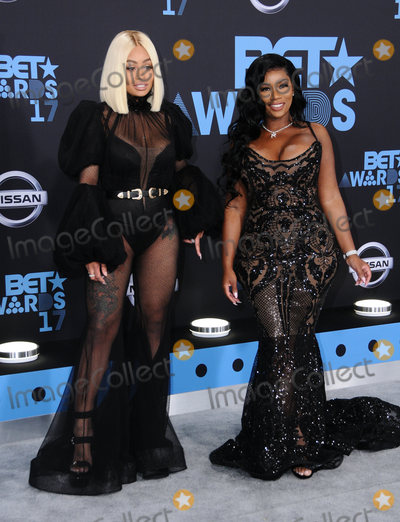 Blac Chyna Photo - 25 June 2017 - Los Angeles California - Blac Chyna 2017 BET Awards held at the Microsoft Square in Los Angeles Photo Credit Birdie ThompsonAdMedia