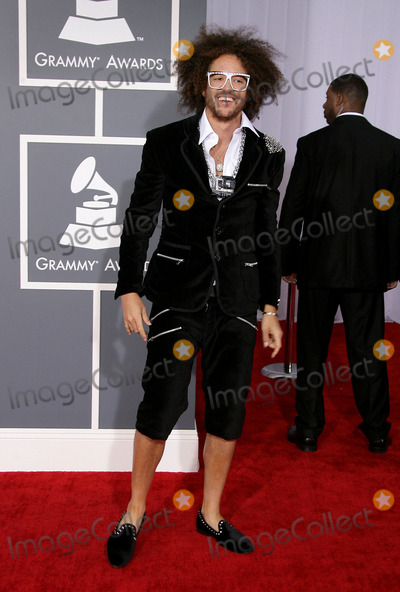 Redfoo Photo - 10 February 2013 - Los Angeles California - Redfoo LMFAO The 55th Annual GRAMMY Awards held at STAPLES Center Photo Credit AdMedia