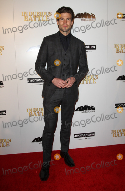 Austin Stowell Photo - 15 February 2017 - Los Angeles California - Austin Stowell In Dubious Battle Los Angeles Premiere held at the ArcLight Hollywood Theatre in Hollywood Photo Credit AdMedia
