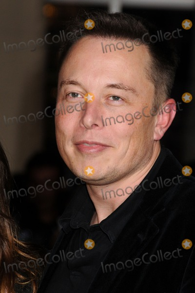 ELON MUSK Photo - 13 February 2013 - Hollywood California - Elon Musk Oz the Great and Powerful Los Angeles Premiere held at the El Capitan Theatre Photo Credit Byron PurvisAdMedia