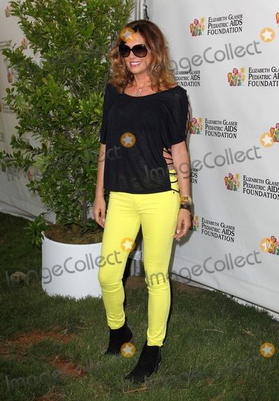 Elizabeth Glaser Photo - 3 June April 2012 - Los Angeles California - Daisy Fuentes Elizabeth Glaser Pediatric AIDS Foundations 23rd Annual A Time For Heroes Celebrity Picnic Held at The Wadsworth Theater Photo Credit Faye SadouAdMedia