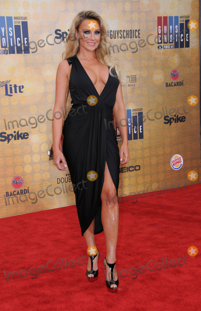 Amber Miller Photo - 04 June 2016 - Culver City California - Amber Miller Arrivals for Spikes Guys Choice held at Sony Pictures Studios Photo Credit Birdie ThompsonAdMedia
