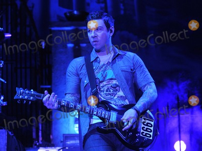 Zacky Vengeance Photo - 21 May 2011 - Columbus Ohio - Guitarist ZACK VENGEANCE of the band AVENGED SEVENFOLD performs as part of the Rock On The Range festival held at Columbus Crew Stadium Photo Credit Jason L NelsonAdMedia