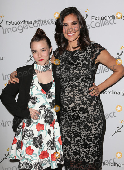 Renee-Felice Smith Photo - 20 April 2016 - Beverly Hills California - Renee Felice Smith Daniela Ruah Extraordinary Families 1st Annual Gala held at the Beverly Hilton Hotel Photo Credit SammiAdMedia