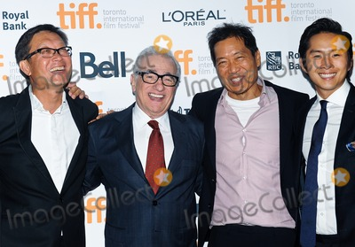 Andrew Loo Photo - 10 September 2014 - Toronto Canada - Andrew Lau Martin Scorsese Andrew Loo Justin Chon Revenge Of The Green Dragons Premiere during the 2014 Toronto International Film Festival held at the Ryerson Theatre Photo Credit Brent PerniacAdMedia