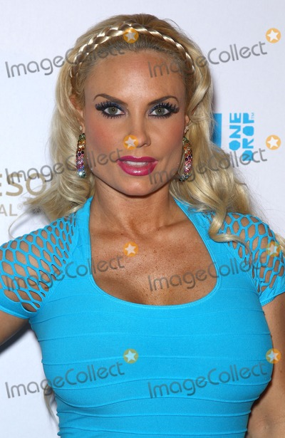 Coco Austin Photo - 22 March 2013 - Las Vegas NV -  Coco Austin  One Night for One Drop Charity Event at Hyde nightclub inside The Bellagio Resort and Casino Photo Credit mjtAdMedia