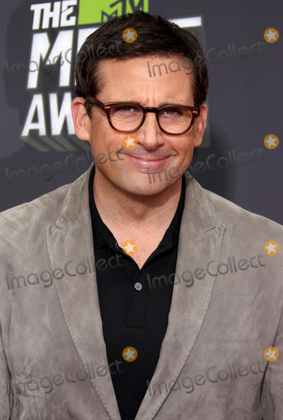 Steve Carell Photo - 14 April 2013 - Culver City California - Steve CarellSteve Carell 2013 MTV Movie Awards held at Sony Pictures Studios Photo Credit Russ ElliotAdMedia