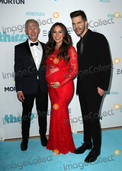 Andy Grammer Photo - 18 April 2017 - Los Angeles California - Seth Maxwell Aijia Grammer and Andy Grammer Thirst Projects 8th Annual Thirst Gala held at The Beverly Hilton Hotel Photo Credit AdMedia