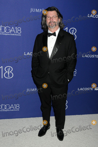 Ronald D Moore Photo - 23 February 2016 - Beverly Hills California - Ronald D Moore 18th Annual Costume Designers Guild Awards held at the Beverly Hilton Hotel Photo Credit Byron PurvisAdMedia