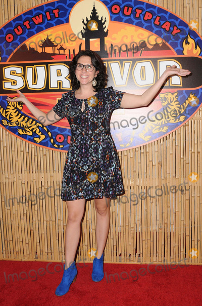Aubry Bracco Photo - 18 May 2016 - Studio City California - Aubry Bracco Arrivals for season 32 SURVIVOR Kaoh Rong Live Reunion Show held at CBS Studio Center Photo Credit Birdie ThompsonAdMedia