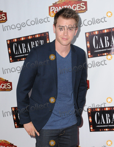 Chad Duell Photo - 20 July 2016 - Hollywood California Chad Duell The opening of Cabaret held at the Hollywood Pantages Theater Photo Credit Birdie ThompsonAdMedia