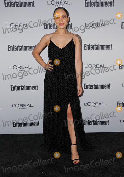 Cleopatra Coleman Photo - 16 September 2016 - West Hollywood California Cleopatra Coleman 2016 Entertainment Weekly Pre-Emmy Party held at Nightingale Plaza Photo Credit Birdie ThompsonAdMedia