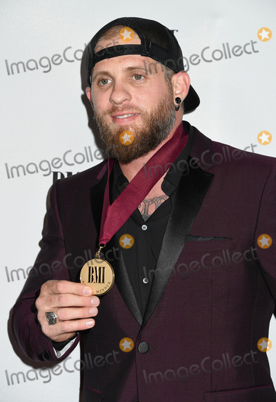 Brantley Gilbert Photo - 01 November 2016 - Nashville Tennessee - Brantley Gilbert 64th Annual BMI Country Awards 2016 BMI Country Awards held at BMI Music Row Headquarters Photo Credit Laura FarrAdMedia