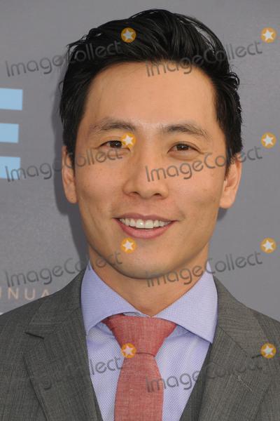 Alan Yang Photo - 17 January 2016 - Santa Monica California - Alan Yang 21st Annual Critics Choice Awards - Arrivals held at Barker Hangar Photo Credit Byron PurvisAdMedia