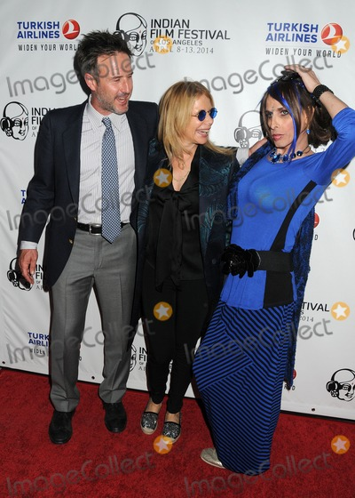 Alexis Arquette Photo - 08 April 2014 - Hollywood California - David Arquette Rosanna Arquette Alexis Arquette Indian Film Festival Los Angeles Opening Night Premiere of Sold held at Arclight Cinemas Photo Credit Byron PurvisAdMedia