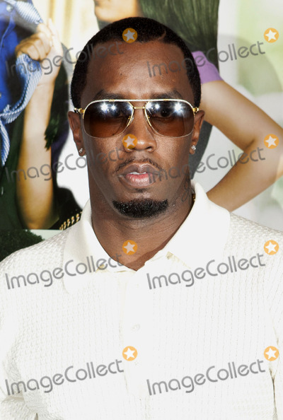P Diddy Combs Photo - 09 February 2012 - Hollywood California - Sean P Diddy Combs Think Like A Man Premiere held at ArcLight Cinemas Cinerama Dome Photo Credit Emiley SchweichAdMedia