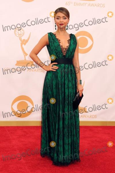 Sarah Hyland Photo - 22 September 2013 - Los Angeles California - Sarah Hyland 65th Annual Primetime Emmy Awards - Arrivals held at Nokia Theatre LA Live Photo Credit Byron PurvisAdMedia