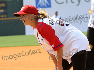 Sarah Darling Photo - June 9 2012 - Nashville TN - City of Hope held their 22nd Annual Celebrity Softball Challenge at Greer Stadium in Nashville where Country stars and professional athletes came out to play a fun-filled game to raise funds for the cancer-fighting organization Photo credit Dan HarrAdmedia