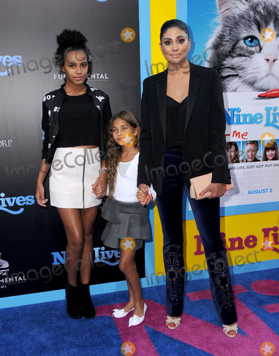 Ava Dash Photo - 01 August 2016 - Hollywood California Ava Dash Rachel Roy Talluah Ruth Dash World premiere of Nine Lives held at the TCL Chinese Theatre Photo Credit Birdie ThompsonAdMedia