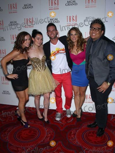 Vegas 2012 Cast 20 April 2012 Las Vegas