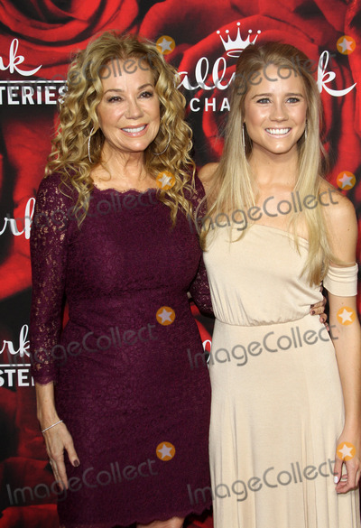 Kathy Lee Photo - 14 January 2017 - Los Angeles California - Kathie Lee Gifford with daughter Cassidy Gifford Hallmark Winter TCA Event held at The Tournament House Photo Credit AdMedia