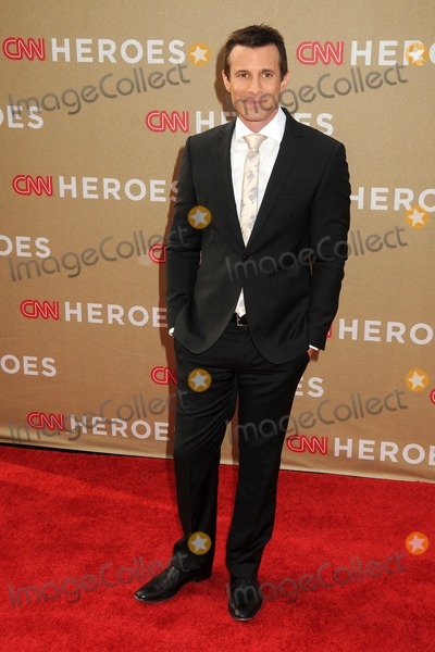 AJ Hammer Photo - 11 December 2011 - Los Angeles California - AJ Hammer CNN Heroes An All-Star Tribute 2011 held at The Shrine Auditorium Photo Credit Byron PurvisAdMedia