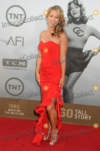 Denise Austin Photo - 5 June 2014 - Hollywood California - Denise Austin 42nd Annual AFI Life Achievement Award Honoring Jane Fonda held at the Dolby Theatre Photo Credit Byron PurvisAdMedia