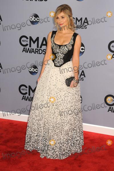 Clare Bowen Photo - 05 November 2013 - Nashville Tennessee - Clare Bowen 47th CMA Awards Country Musics Biggest Night held at Bridgestone Arena Photo Credit Byron PurvisAdMedia