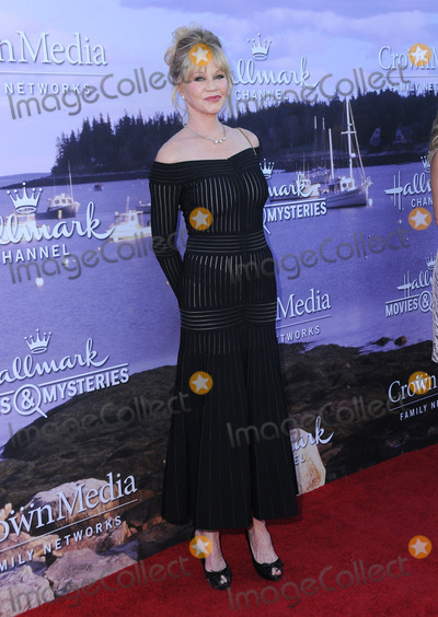 Melanie Griffith Photo - 27 July 2016 - Beverly Hills California Melanie Griffith Hallmark Channel and Hallmark Movies  Mysteries Summer 2016 Television Critics Association Press Tour Event  held at a Private Residence Photo Credit Birdie ThompsonAdMedia