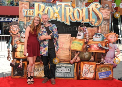Alan Snow Photo - 21 September 2014 - Universal City California - Alan Snow The Boxtrolls Los Angeles Premiere held at Universal CityWalk Photo Credit Byron PurvisAdMedia