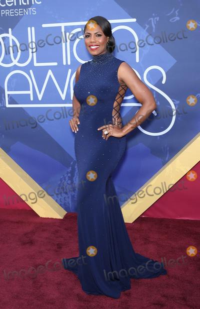 Omarosa Photo - 06 November 2016 - Las Vegas Nevada - Omarosa Soul Train Awards 2016 Red Carpet at the Orleans Arena  Photo Credit MJTAdMedia