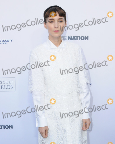 The Unit Photo - 22 April 2017 - Los Angeles California - Rooney Mara The Humane Society of the United States LA Benefit Gala held at Paramount Studios in Los Angeles Photo Credit Birdie ThompsonAdMedia