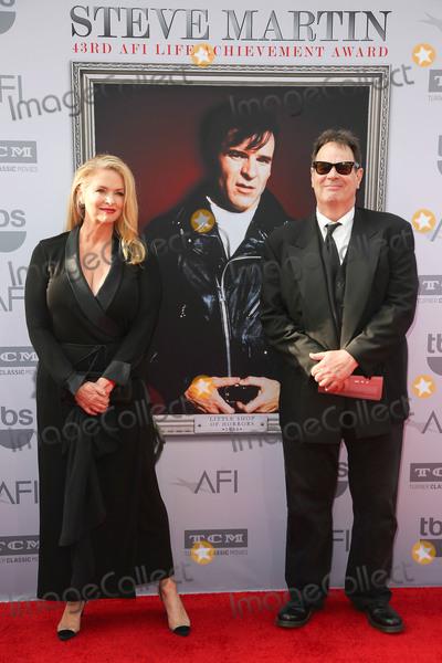 Dan Aykroyd Photo - 4 June 2015 - Hollywood California - Donna Dixon Dan Aykroyd AFI 43rd Life Achievement Award Gala Tribute To Steve Martin held at the Dolby Theatre Photo Credit F SadouAdMedia