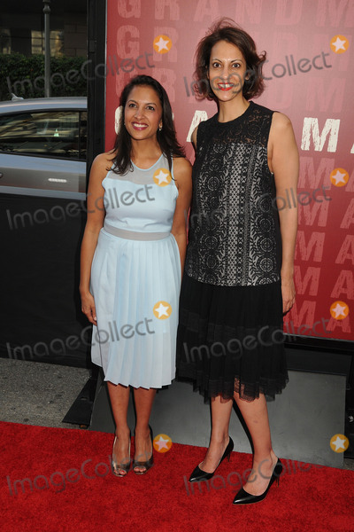 Aarti Tandon Photo - 10 June 2015 - Los Angeles California - Aarti Tandon Shalini Kantayya LA Film Festival 2015 Opening Night Premiere of Grandma held at Regal Cinemas LA Live Photo Credit Byron PurvisAdMedia