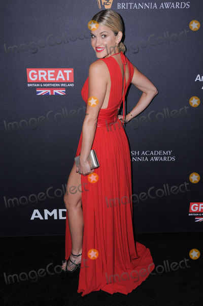 Ashley Roberts Photo - 28 October 2016 - Beverly Hills California Ashley Roberts 2016 AMD British Academy Britannia Awards Presented by Jaguar Land Rover And American Airlines held at Beverly Hilton Hotel Photo Credit Birdie ThompsonAdMedia
