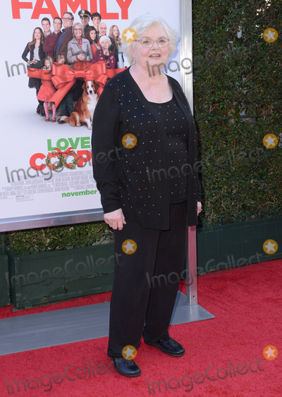 June Squibb Photo - 13 November - Los Angeles Ca - June Squibb Arrivals for the Los Angeles premiere of Love the Coopers held at The Grove Photo Credit Birdie ThompsonAdMedia
