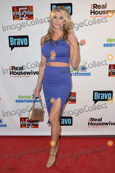 Alexis Bellino Photo - 16 June 2016 - Hollywood Alexis Bellino Arrivals for Bravos The Real Housewives of Orange County Season 11 Premiere Party and 10 Year Celebration held at Boulevard3 Photo Credit Birdie ThompsonAdMedia