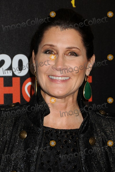 Monica Mancini Photo - 28 November 2012 - Los Angeles California - Monica Mancini 5th Annual Holiday Tree Lighting - Arrivals held at LA Live Photo Credit Byron PurvisAdMedia