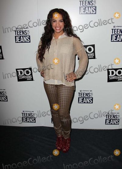Andreas Choice Photo - 8 January 2013 - West Hollywood California - Andreas Choice Aeropostale Inc And DoSomethingorgs 6th Annual Teens For Jeans Campaign Event Held at Palihouse Photo Credit Faye SadouAdMedia