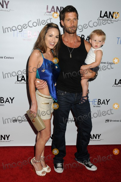 Rib Hillis Photo - 4 August 2014 - West Hollywood California - Terri Ivens Rib Hillis The Bay Red Carpet Party held at Open Air KitchenBar Photo Credit Byron PurvisAdMedia