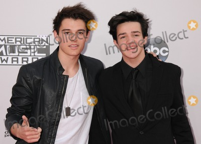 Aaron Carpenter Photo - 23 November 2014 - Los Angeles California - Kenny Holland Aaron Carpenter American Music Awards 2014 - Arrivals held at Nokia Theatre LA Live Photo Credit Byron PurvisAdMedia