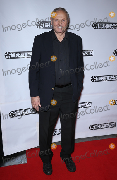 Alan Alda Photo - 20 February 2017 - Las Vegas NV -  Guest as Alan Alda  Red Carpet Arrivals for 23rd Production of The Reel Awards Presented by International Celebrity Images at The Golden Nugget Hotel and Casino  Photo Credit MJTAdMedia