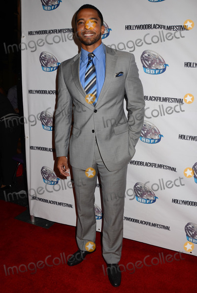 Christian Keyes Photo - 02 October  2013 - Hollywood California - Christian Keyes   Arrivals for opening night of the Hollywood Black Film Festival at the Montalban Theater in Hollywood Ca Photo Credit Birdie ThompsonAdMedia