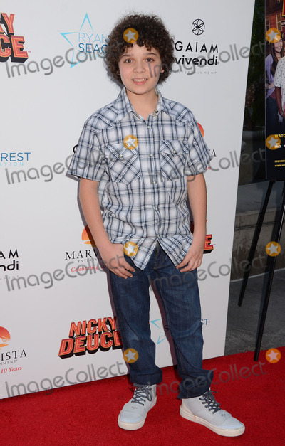Cameron Ocasio Photo - 20 May 2013 - Hollywood Ca - Cameron OcasioLos Angeles premiere of Nicky Deuce at ArcLight Theater in Hollywood CaPhoto Credit BirdieThompsonAdMedia