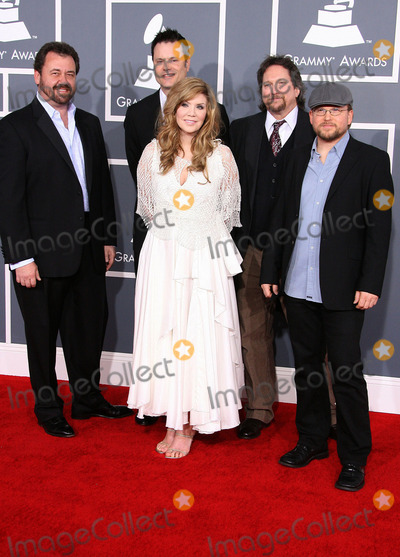 Alison Krauss Photo - 12 February 2012 - Los Angeles California - Alison Krauss and Union Station The 54th Annual GRAMMY Awards held at the Staples Center Photo Credit AdMedia