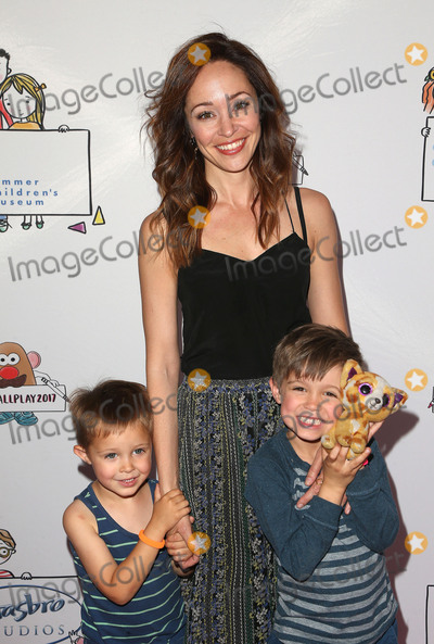 Autumn Reeser Photo - 30 April 2017 - Los Angeles California - Autumn Reeser Finn Warren Zimmer Childrens Museum We All Play Event Photo Credit AdMedia